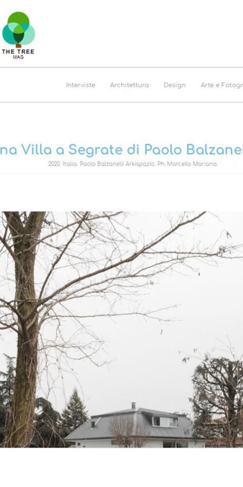 SEG - THE TREE MAG_RITAGLIATA